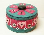Sweet Nothings Box VII- PDF Instant Download Sewing/Craft Pattern