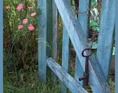 The Garden Gate  5x7