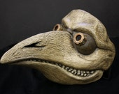 Plague Doctor Mask (brown)