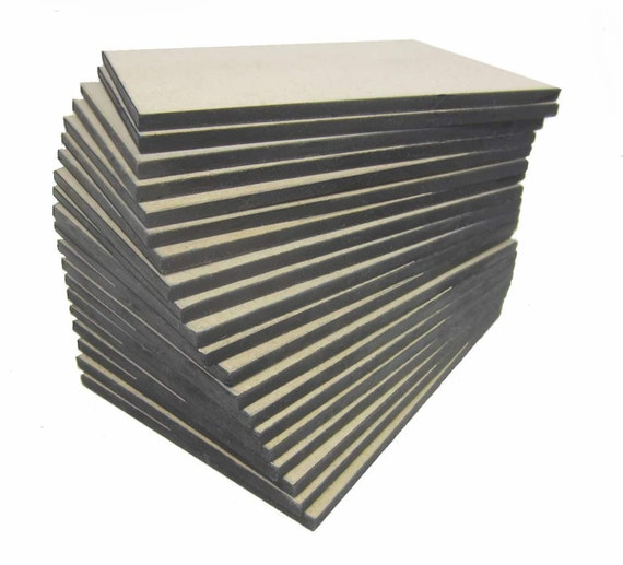 Aceo atc mdf art board panels suitable for original
