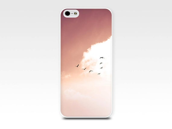 iphone case birds iphone 4 4s 5 5s case birds in by. Black Bedroom Furniture Sets. Home Design Ideas
