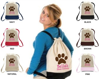 Dog Backpack - Personalized Dog Bag