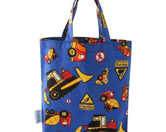 Boys Party Bags - Diggers and Trucks
