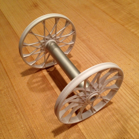 Flat-Pack Bobbin - Compatible With Majacraft Spinning Wheels - Early Test Prototypes