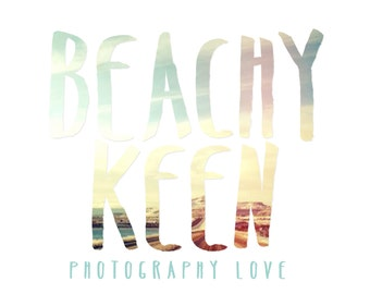 Custom Logo Design Premade Logo and Watermark for Photographers and Small Crafty Boutiques Photograph Choose Your Own Photo to Place Behind
