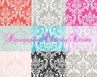 Pick Your Damask Twin Comforter