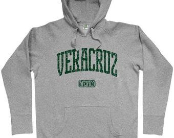 Veracruz Mexico Hoodie - Men S M L XL 2x 3x - Veracruz Hoody Sweatshirt - 2 Colors