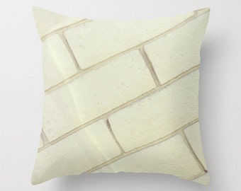Monochromatic Minimal Modern Lines - Cushion Pillow Cover - 2 sizes available