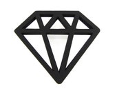 "2.5"" Diamond Die Cuts set of 25"