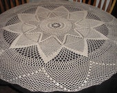 Super Star Tablecloth / Doily / Centerpiece / Gift