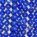 10mm Azura Lapis Lazuli Gemstone AA Blue Round 10mm Loose Beads 7.5 inch Half Strand (90144641-258)