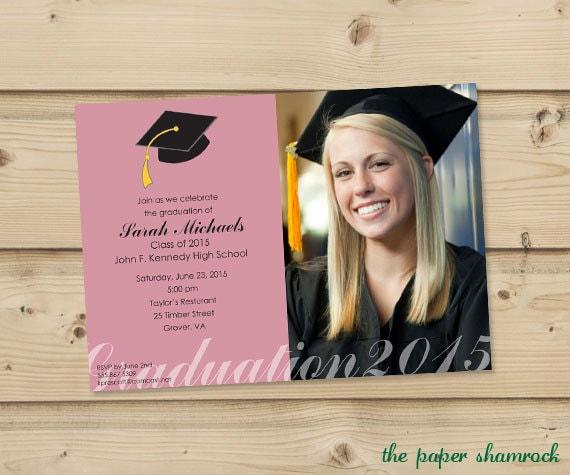 Kinkos Graduation Invitation | Party Invitations Ideas