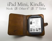 Leather iPad Mini Cover /...