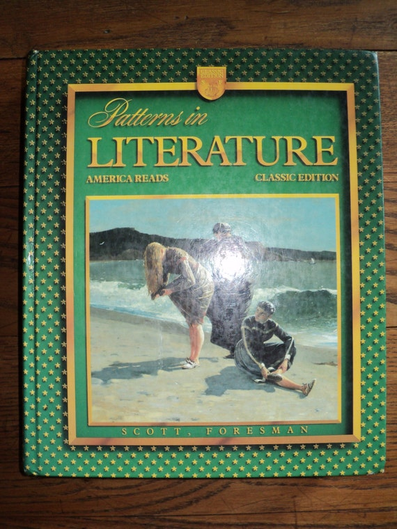 English Literature Curriculum Middle and High School Teens