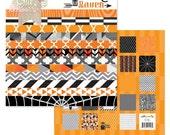 Glitz Design Raven 6x6 Paper Pad -- MSRP 6.00