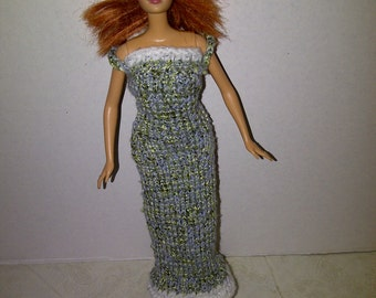 BARBIE EVENING GOWN