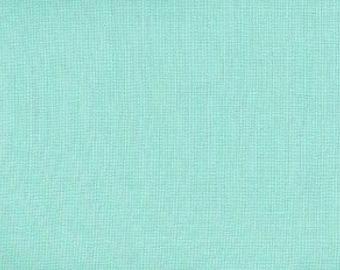 Fat Quarter, Mint Green Fabric, Green Fabric, Solid Cotton Fabric, Mint Green, 01870
