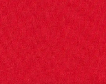 Red Fabric, Solid Red Fabric, Bright Red Fabric, 01903