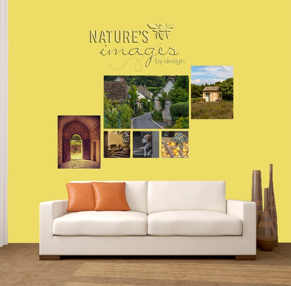 French Countryside Set Country Image Set Nature Photography Landscape Photography Home