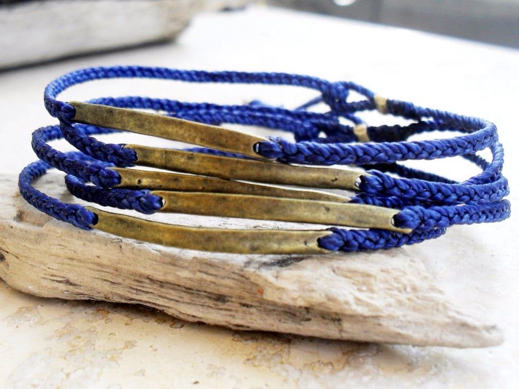 braided gimp bracelets - photo #31