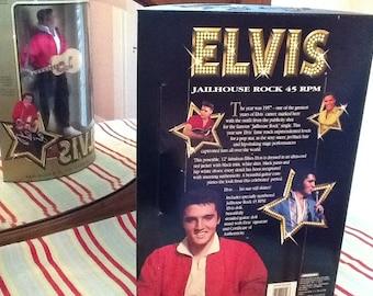 Elvis Jailhouse Rock Doll