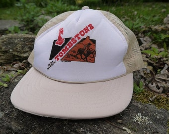 Vintage Tombstone Old West Mesh Hat