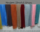 Popular newborn stretch wraps for photographers