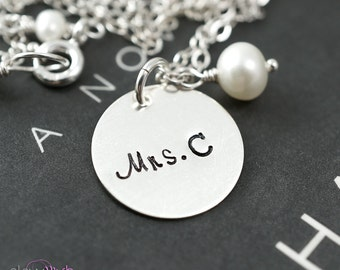Bridal gift, Engagement gift, New bride gift ideas, Bridal necklace, Unique gifts, Bride jewelry, Just married, Gifts for her