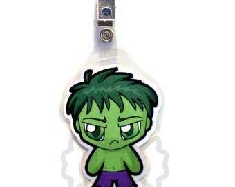 Hulk Chibi Badge