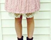 Antique Thin Lace- Modest Slip Extender- LAST ONE!