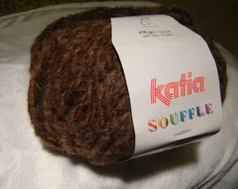 Katia Souffle chunky yarn - made in Spain - SALE - only 3.99 USD per ball