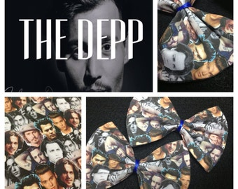 The Johnny Depp bow