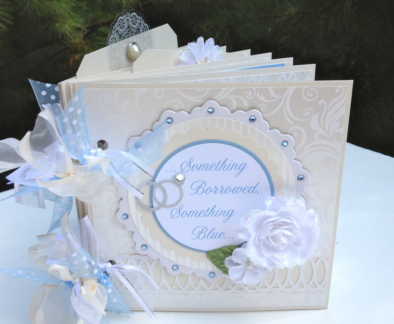 Wedding Scrapbook Mini Album Kit Or Pre Made Pre Cut With