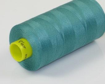 Sewing Thread, Jade  107  Gutermann Superior Sewing Thread on 1094 Yard Spool
