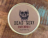 Dead Sexy 4 oz. scented candle