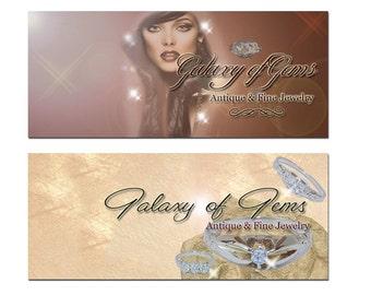 Custom Business Marketing Design / Custom Advert Design / Cover Banner  / Social Media Cover / Branding and Marketing / Visual Comms