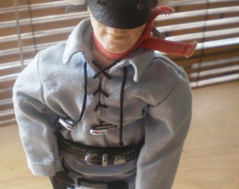The Lone Ranger Doll Masked Man Cute