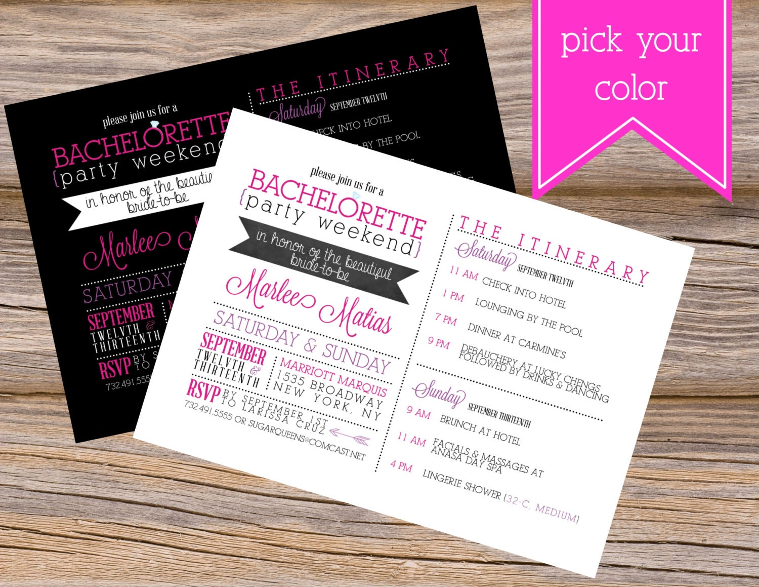 combined bachelor bachelorette party invitation wording - Picture ...