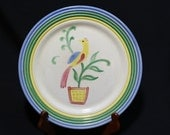 "Stangl Pottery 10"" Quaint Tree Plate"