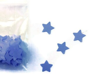 Lilac OR Your Color Choice Mini Stars Table Scatter / Confetti / Scrap Booking / Embellishments