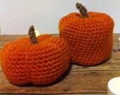 Easy Crochet Pumpkin PDF Instant Download Pattern by Crochet Universe
