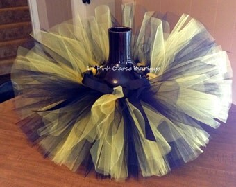 BUMBLEBEE TUTU, Bumblebee, Black and Yellow Tutu, Bee Tutu, Bumblebee Birthday, Birthday Tutu, Baby Bee, Tutus for Children, 1st Birthday