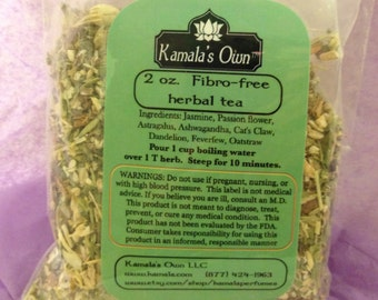 Fibro-Free Herbal tea, 2 oz.
