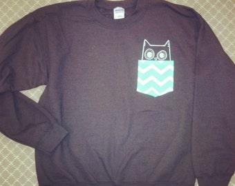 Fun Owl Pocket