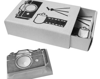 stamp set for photographers