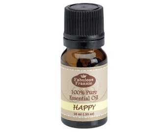 Happy Pure Essential Oil Blend 10ml