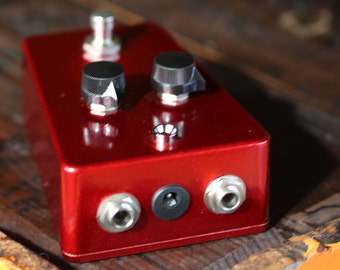 The 'Mixer' Distortion Pedal Vintage / Classic Guitar / Keyboard / Instrument Effects FX Pedal Stomp Box (1973-80)- Hand Built Replica