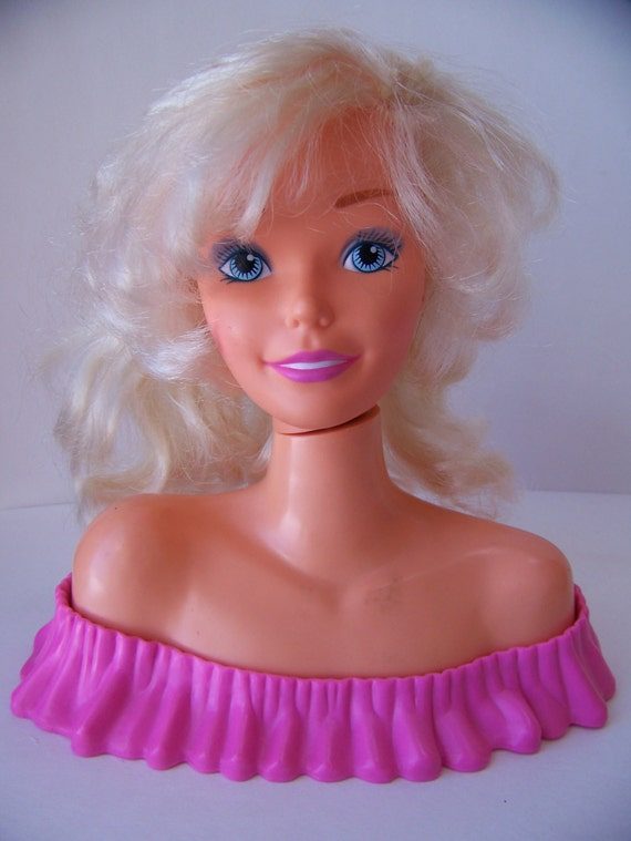 hair styling me vintage 1988 doll hair styling make me pretty 7018