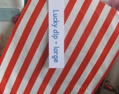 SALE! Large Lucky dip bag- brooches, cases, cushion covers, book covers could be included.