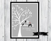 Family Tree 8x10 Digital Printable